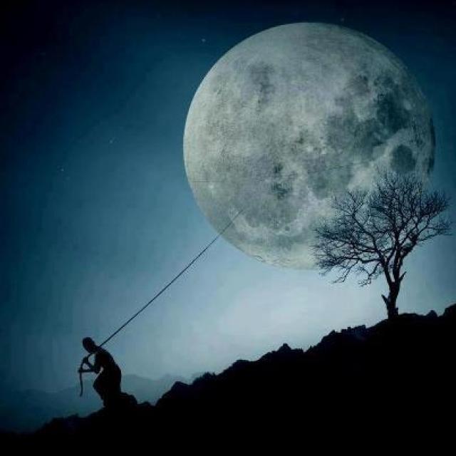 2734 Місячні обряди і прикмети
