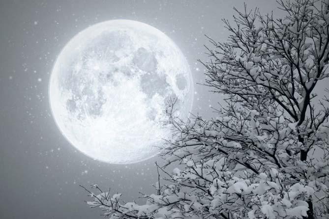 2744 Місячні ритуали на виконання бажань