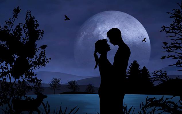 2747 Місячний ритуал щоб пощастило в любові