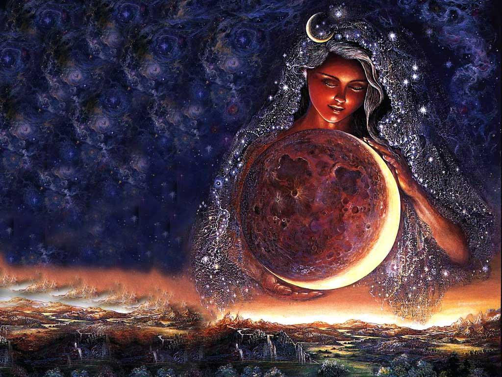 2750 Ритуал з'єднання з Місячної енергією