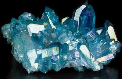 3377 Камінь, Блакитний кварц
