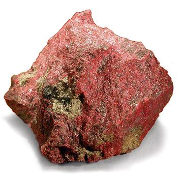 3404 Камінь, Кіноварь