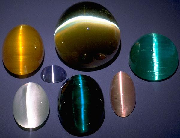3406 Камінь, Котяче око
