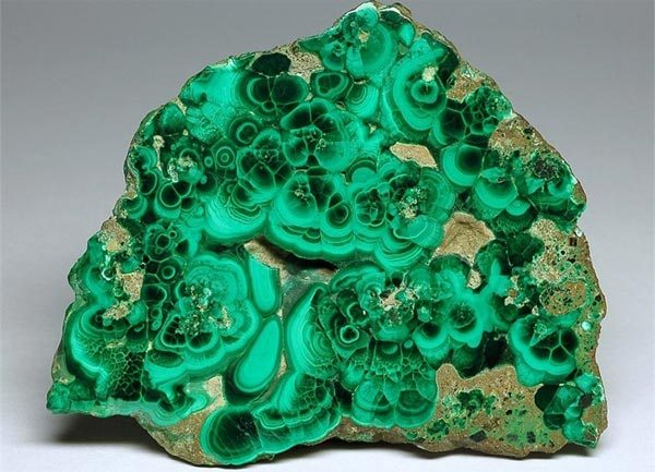 3421 Камінь, Малахіт