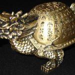 3531 Талісман Божество Драконочерепаха