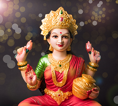3539 Талісман Божество Лакшмі
