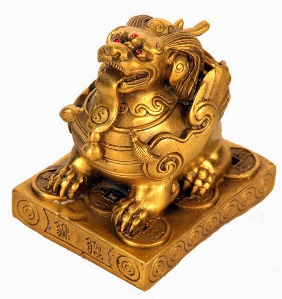 3543 Талісман Божество Пі Яо