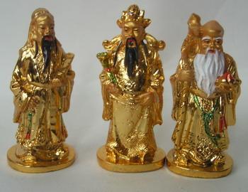 3554 Талісман Божество Три зоряних старця