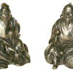 3562 Талісман Божество Ебісу і Дайкоку
