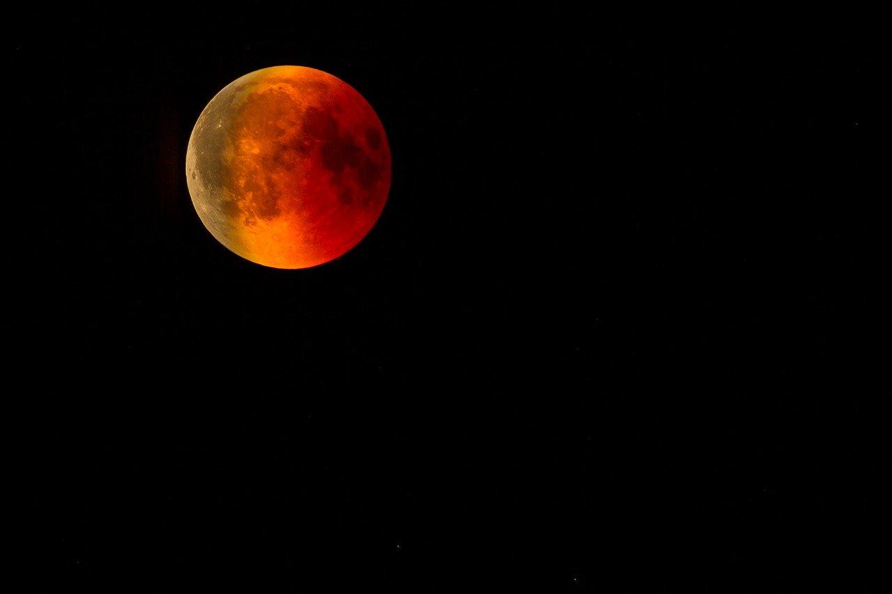 3761 Місячне затемнення і повня 5 липня 2020 року: закривається коридор затемнень