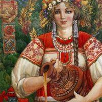 3977 10 ноября - День Макоши. Призыв богини Макоши: для любви, денег, защиты