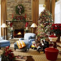 3973 Как создать праздничную новогоднюю атмосферу дома