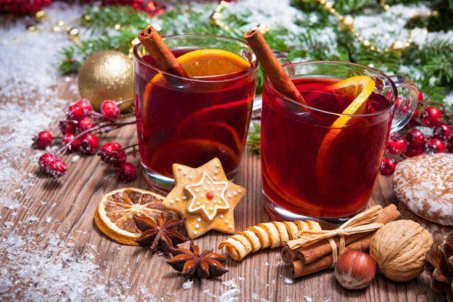 4041 Новогодние напитки в 2021 году
